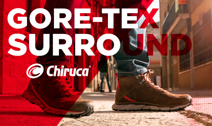 Chiruca / Gore Tex Surround