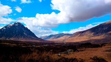 Senderismo en Escocia: The West Highland Way (WHW)